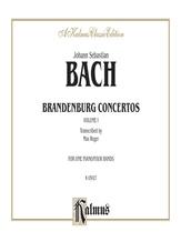 Bach: Brandenburg Concertos (Volume I) (Arr. Max Reger) - Piano Duets & Four Hands