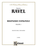 Ravel: Rhapsodie Espagnole - Mixed Ensembles