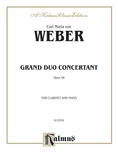 Weber: Grand Duo Concertant, Op. 48 - Woodwinds