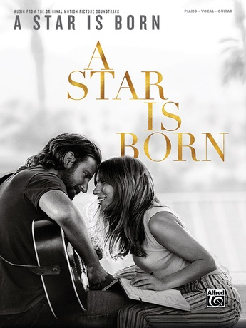 Music to My Eyes (from A Star Is Born) - Piano/Vocal/Guitar