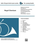 Royal Overture - Concert Band