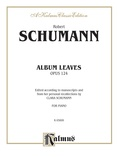 Schumann: Album Leaves (Albumblätter), Op. 124 - Piano