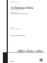 A Christmas Gloria - Choral