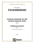 Tchaikovsky: Festival Overture on the Danish National hymn (Op. 15) and Capriccio Italien (Op. 45) - Piano Duets & Four Hands