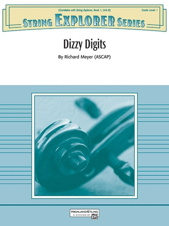 Dizzy Digits - String Orchestra