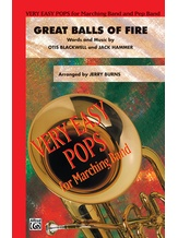 Great Balls of Fire - Marching Band