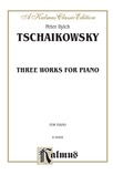 Tchaikovsky: Serenade for String Orchestra in C Major (Op. 48) and Marche Slav (Op. 31) - Piano Duets & Four Hands