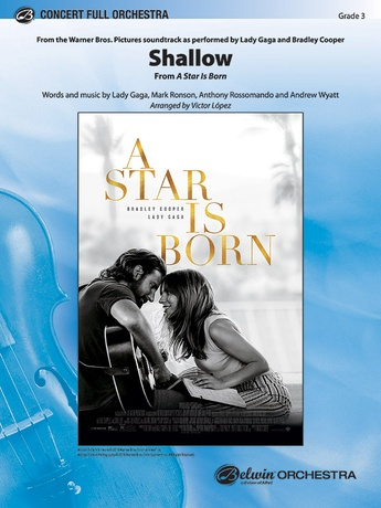 Shallow (from A Star Is Born) - Full Orchestra