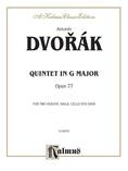 Quintet in G Major, Op. 77 - String Quintet