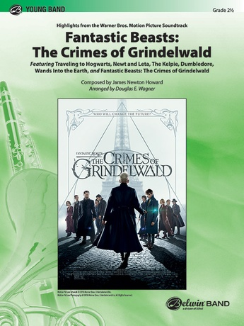 Fantastic Beasts: The Crimes of Grindelwald - Concert Band