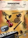 Summertime (from Porgy and Bess) - Brass Choir