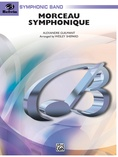 Morceau Symphonique (Trombone Solo and Band) - Concert Band