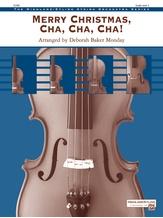 Merry Christmas, Cha, Cha, Cha! - String Orchestra