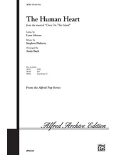 The Human Heart (from the musical <i>Once On This Island</i>) - Choral