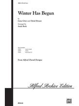 Winter Has Begun - Choral