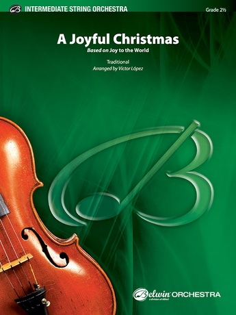 A Joyful Christmas - String Orchestra