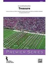 Treasure - Marching Band