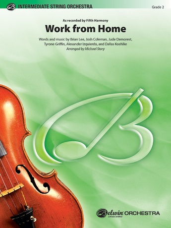 Work from Home - String Orchestra