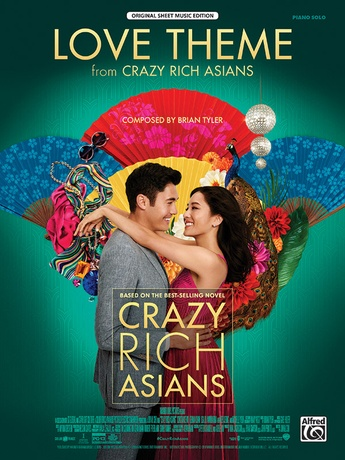 Love Theme (from Crazy Rich Asians) - Piano