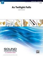 As Twilight Falls - Concert Band