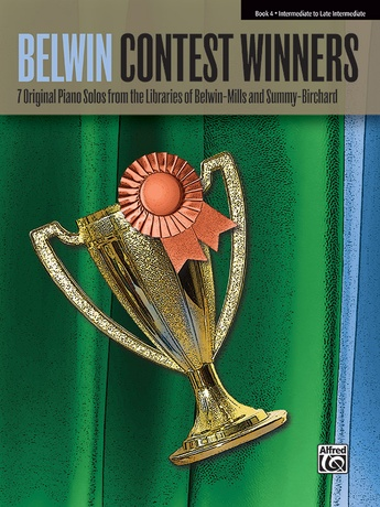 Belwin Contest Winners, Book 4: 7 Original Piano Solos from the Libraries of Belwin-Mills and Summy-Birchard - Piano