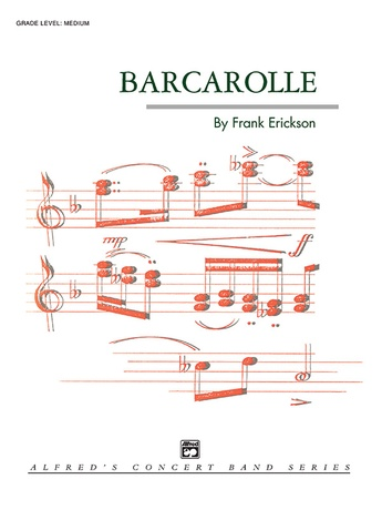 Barcarolle - Concert Band