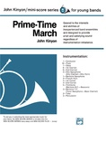 Prime-Time March - Concert Band