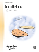 Ride in the Blimp - Piano