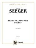 Saint-Saëns: Eight Toccatas and Fugues - Organ