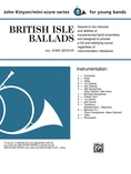 British Isle Ballads - Concert Band