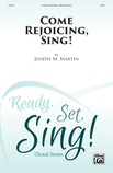 Come Rejoicing, Sing! - Choral