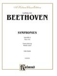 Beethoven: Symphonies (Nos. 6-9) (Arr. Franz Liszt) - Piano