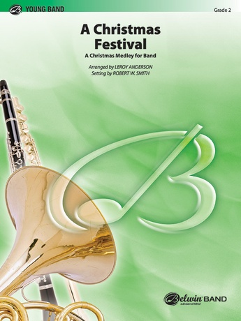 A Christmas Festival - Concert Band