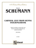 Schumann: Carnival Jest from Vienna, Op. 26 - Piano