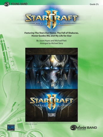 Starcraft II: Legacy of the Void - Concert Band