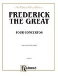 Great: Four Concertos for Flute and Piano - Woodwinds