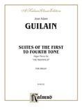 Guilain: Suites of the 1st to 4th Tone - Organ