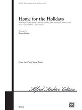 Home for the Holidays (A Medley) - Choral