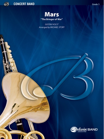 """Mars (""""The Bringer of War,"""" from The Planets) - Concert Band"""
