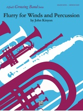 Flurry for Winds and Percussion - Concert Band