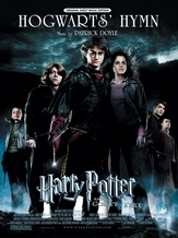 Hogwarts' Hymn (from Harry Potter and the Goblet of Fire) - Piano/Vocal/Chords