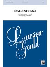 Prayer of Peace - Choral