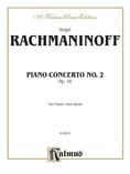 Rachmaninoff: Piano Concerto No. 2 in C Minor, Op. 18 - Piano Duets & Four Hands