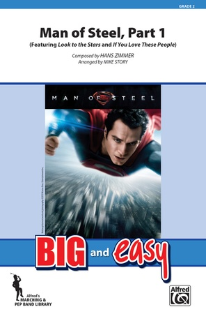 Man of Steel, Part 1 - Marching Band