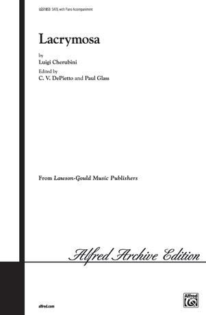 Lacrymosa - Choral