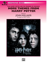 Harry Potter and the Prisoner of Azkaban, More Themes from - Concert Band
