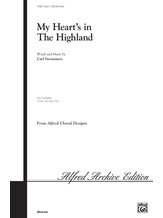 My Heart's in the Highland - Choral
