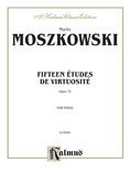 Moszkowski: Fifteen Études de Virtuosité, Op. 72 - Piano