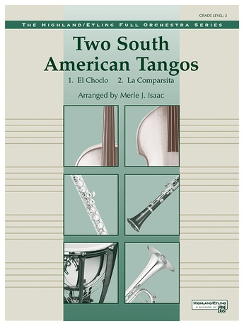 Two South American Tangos - Full Orchestra