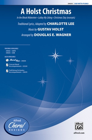 A Holst Christmas - Choral